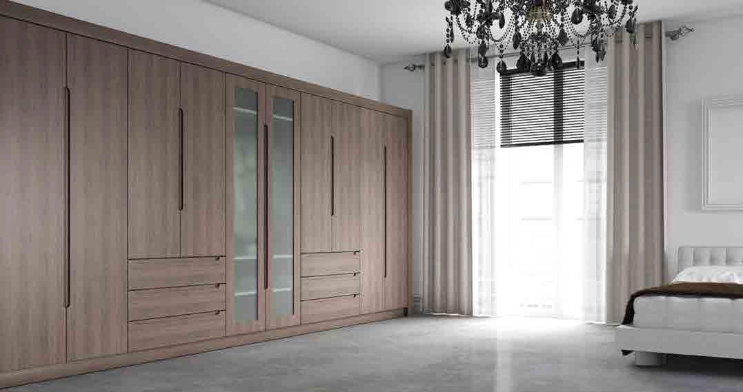 Modern Bedroom @ Feeney Interiors
