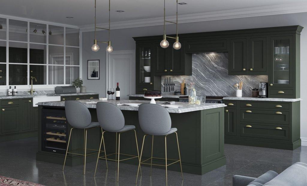 Belgravia Kitchen - Feeney Interiors
