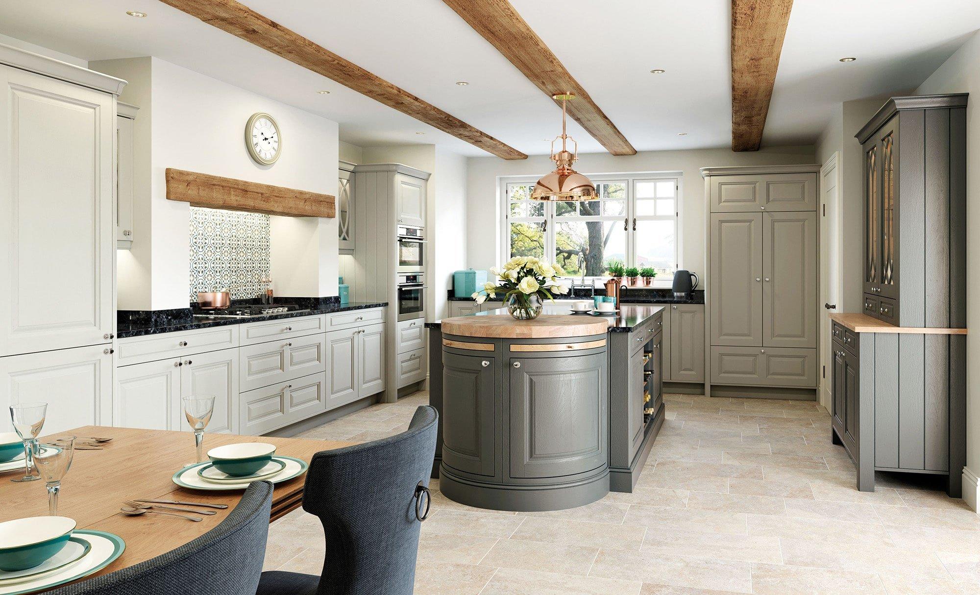 Jefferson Kitchen, Traditional Kitchens - Feeney Interiors